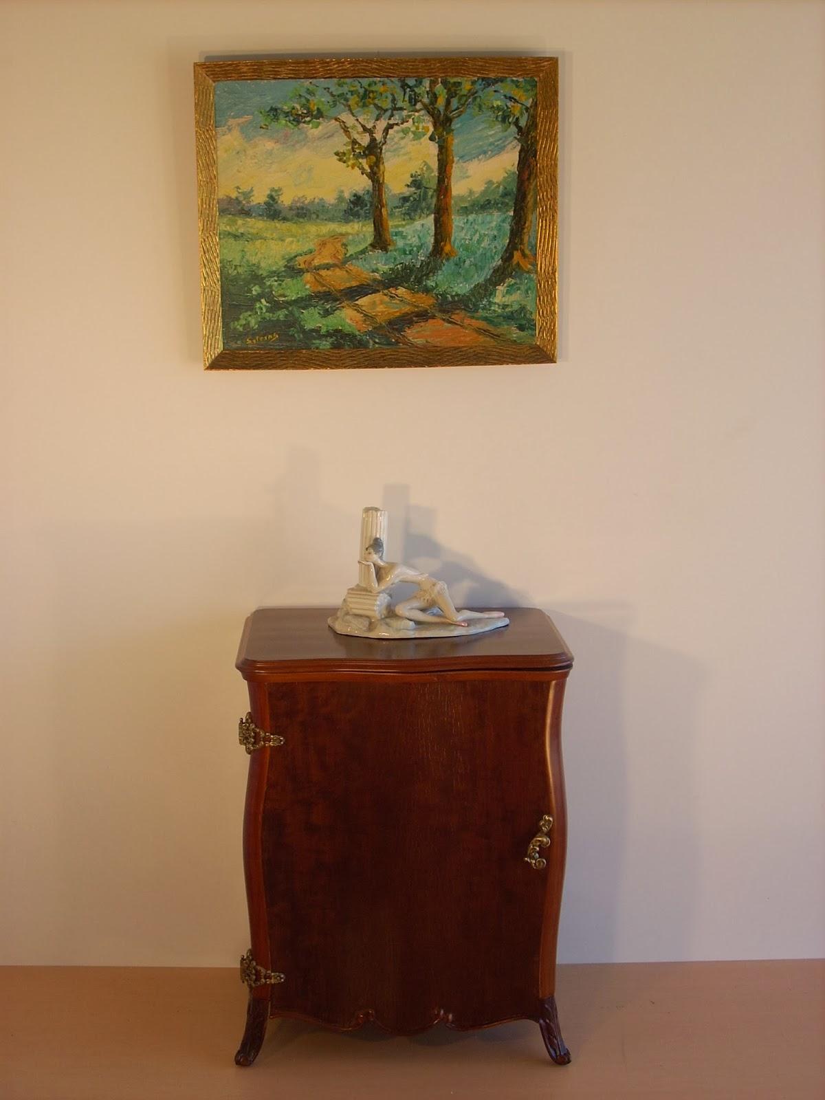 Venta De Muebles Restaurados : Venta muebles antiguos caoba vangion