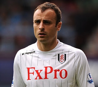 Dimitar Berbatov, Fulham forward