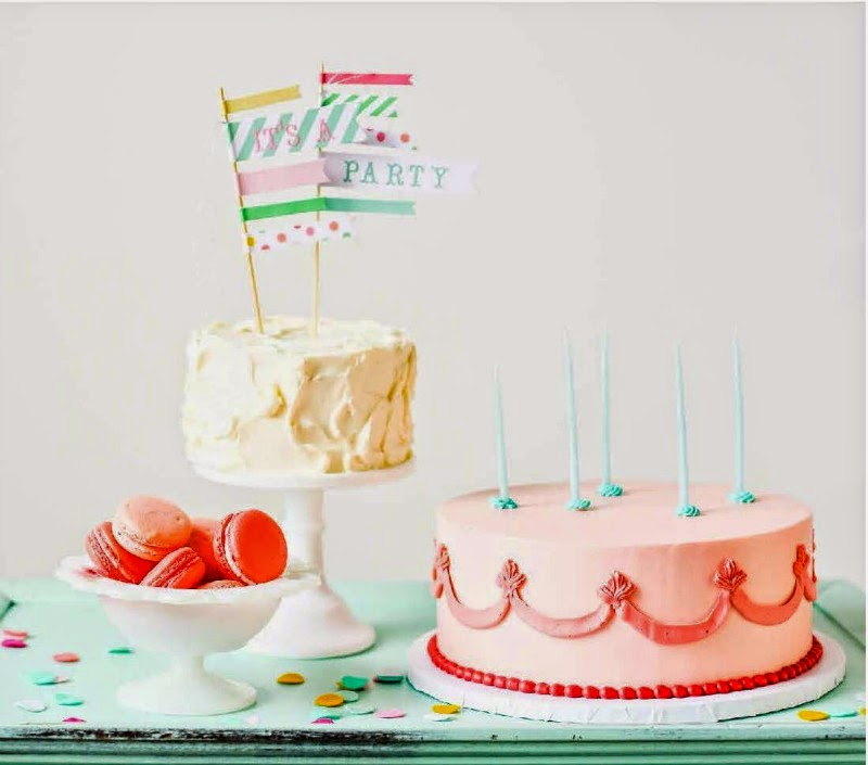 Shop Sweet Lulu's New Party Line, It's A Party flags