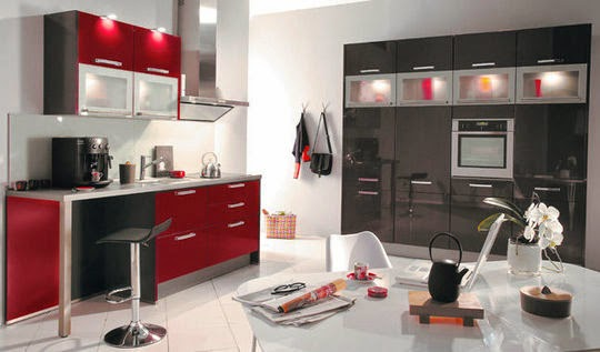 modele cuisine avril 2014. Black Bedroom Furniture Sets. Home Design Ideas