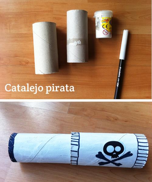 C Mo Hacer Un Catalejo Casero Manualidades