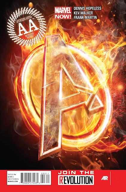 Avengers Arena Marvel Comics Descarga Gratis