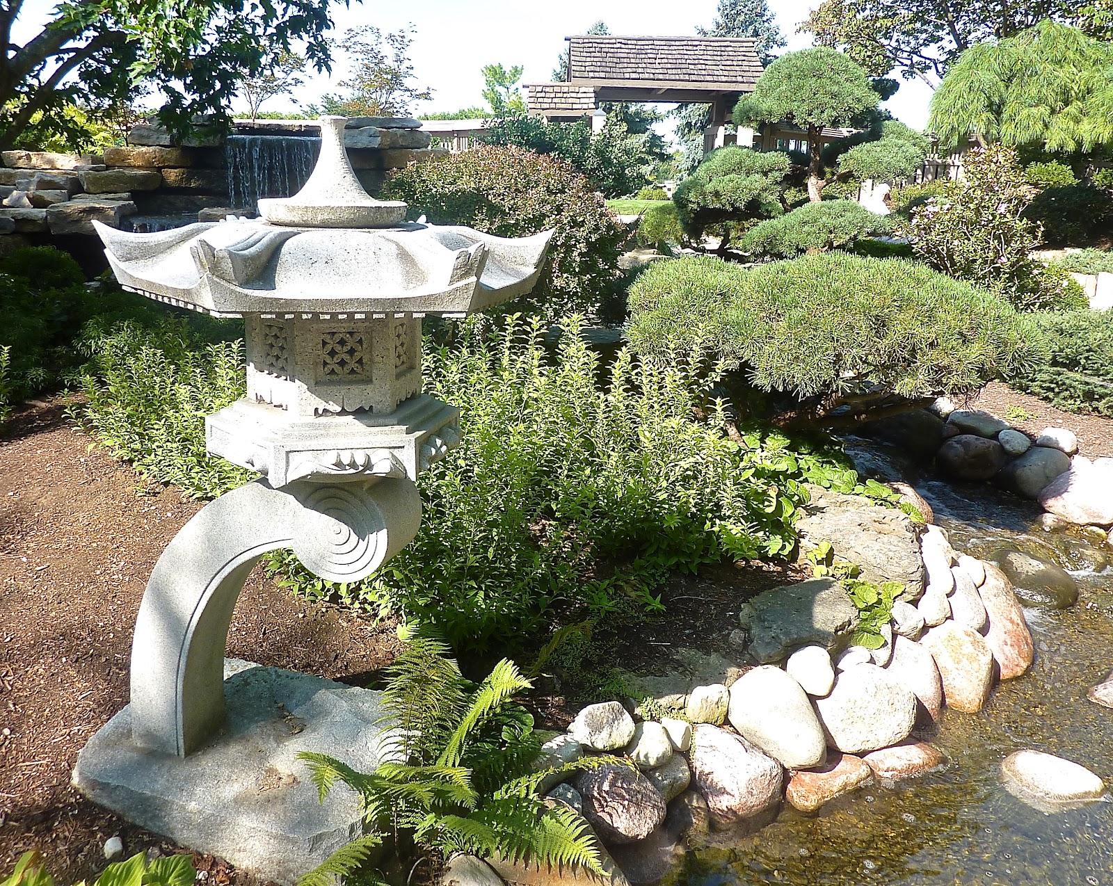 Visit To Rotary Botanical Gardens, Janesville, WI