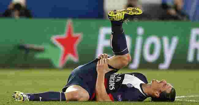 Cedera Otot Hamstring