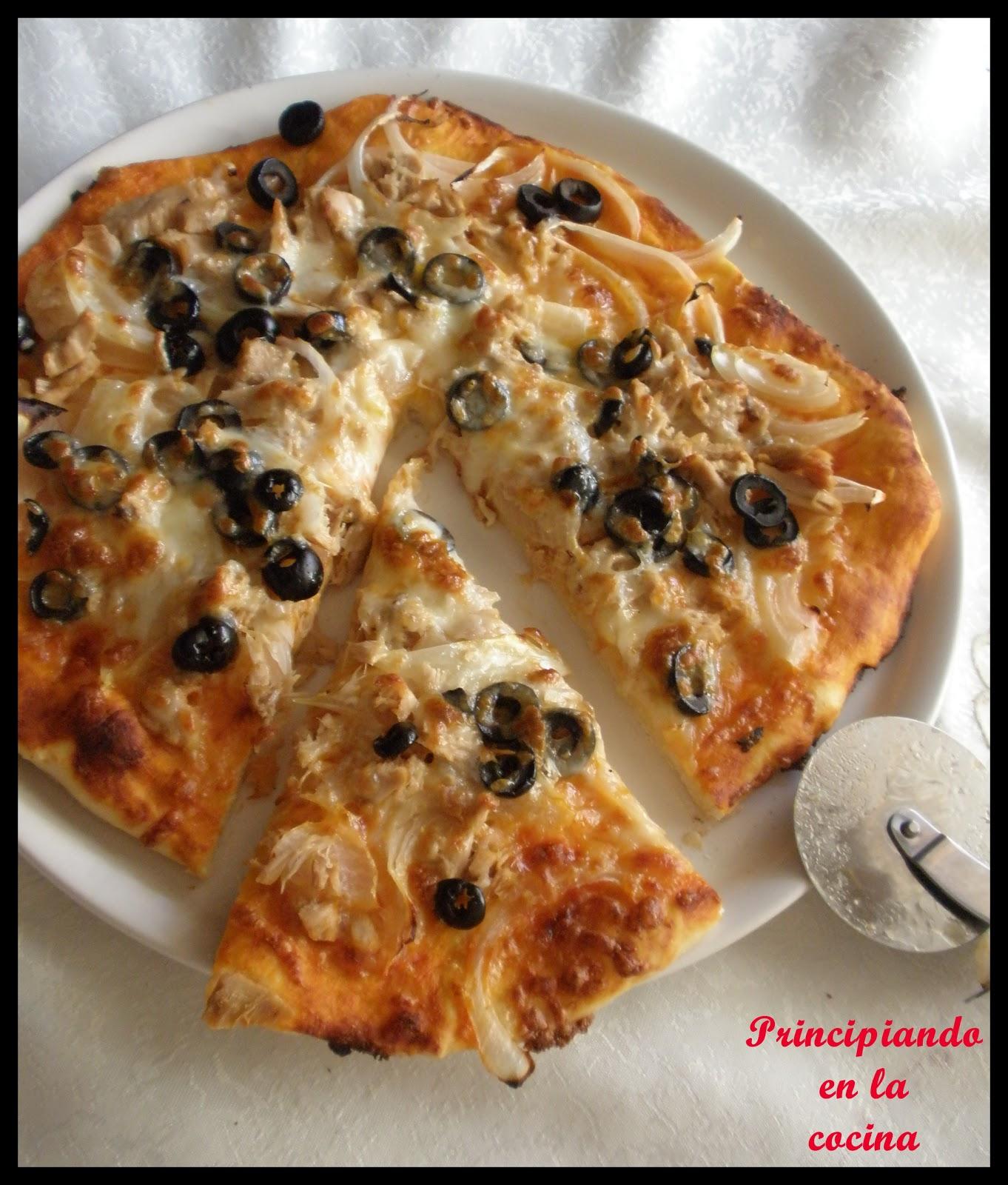Único Gran Cocina De Pizza Norte Galería - Como Decorar la Cocina ...