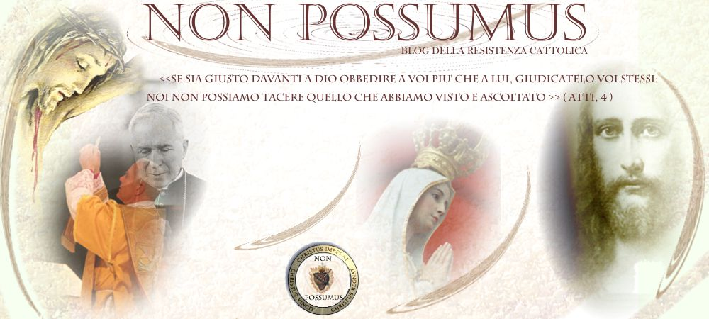 NON POSSUMUS