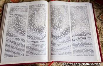 Proyectan traducir la Biblia a todas las lenguas para el año 2025