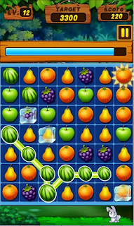 Fruits Legend APK target score