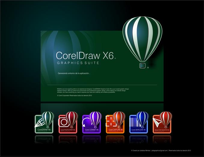 Descargar Corel Draw x6 Gratis En Español Con Instrucciones FULL