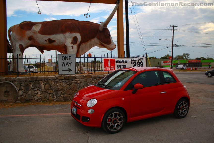 Review: Fiat...Deep in the of Texas - TheGentlemanRacer.com
