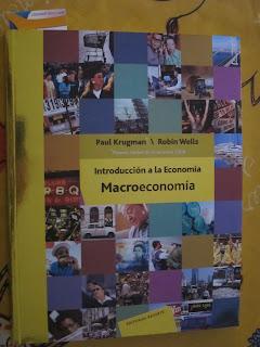 portada macroeconomia Krugman