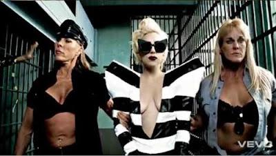 Lady Gaga Telephone.