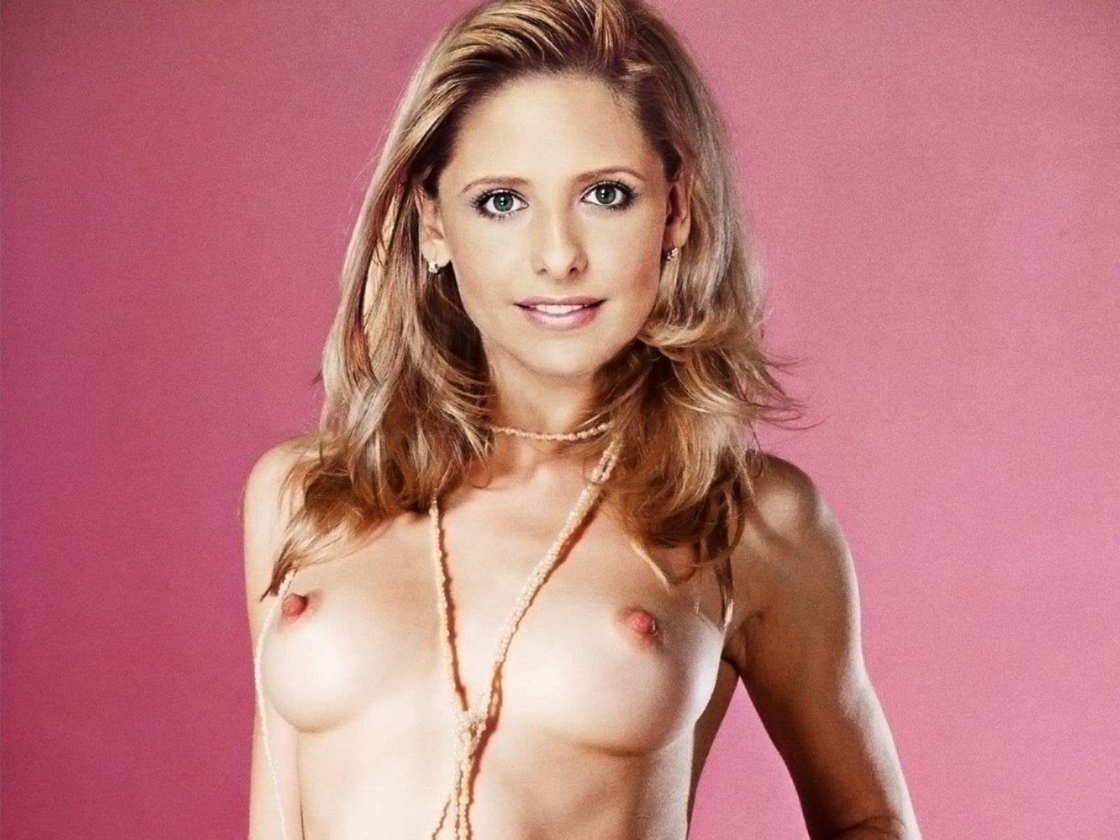 Sarah Michelle Gellar full frontal naked