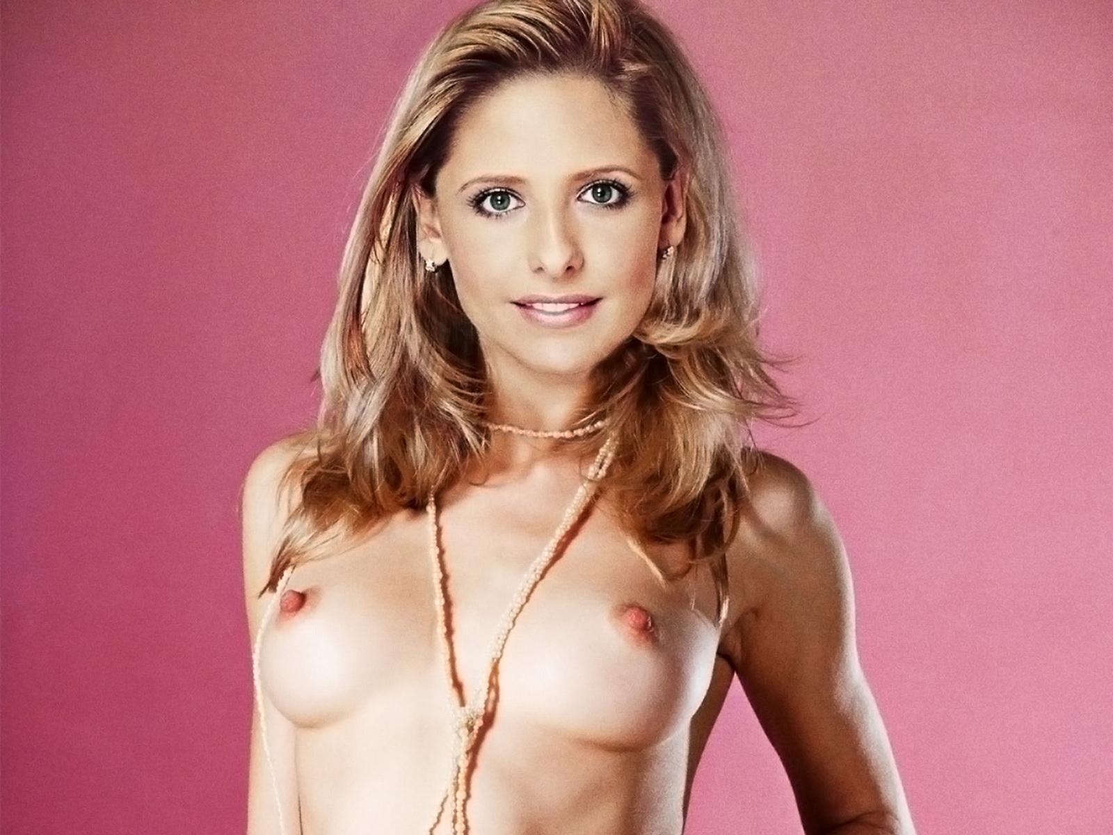 Sarah Michelle Gellar full frontal naked