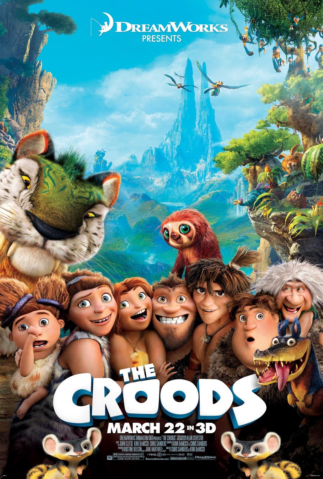 The Croods - Cuộc Phiêu Lưu Của Nhà Croods (2013)