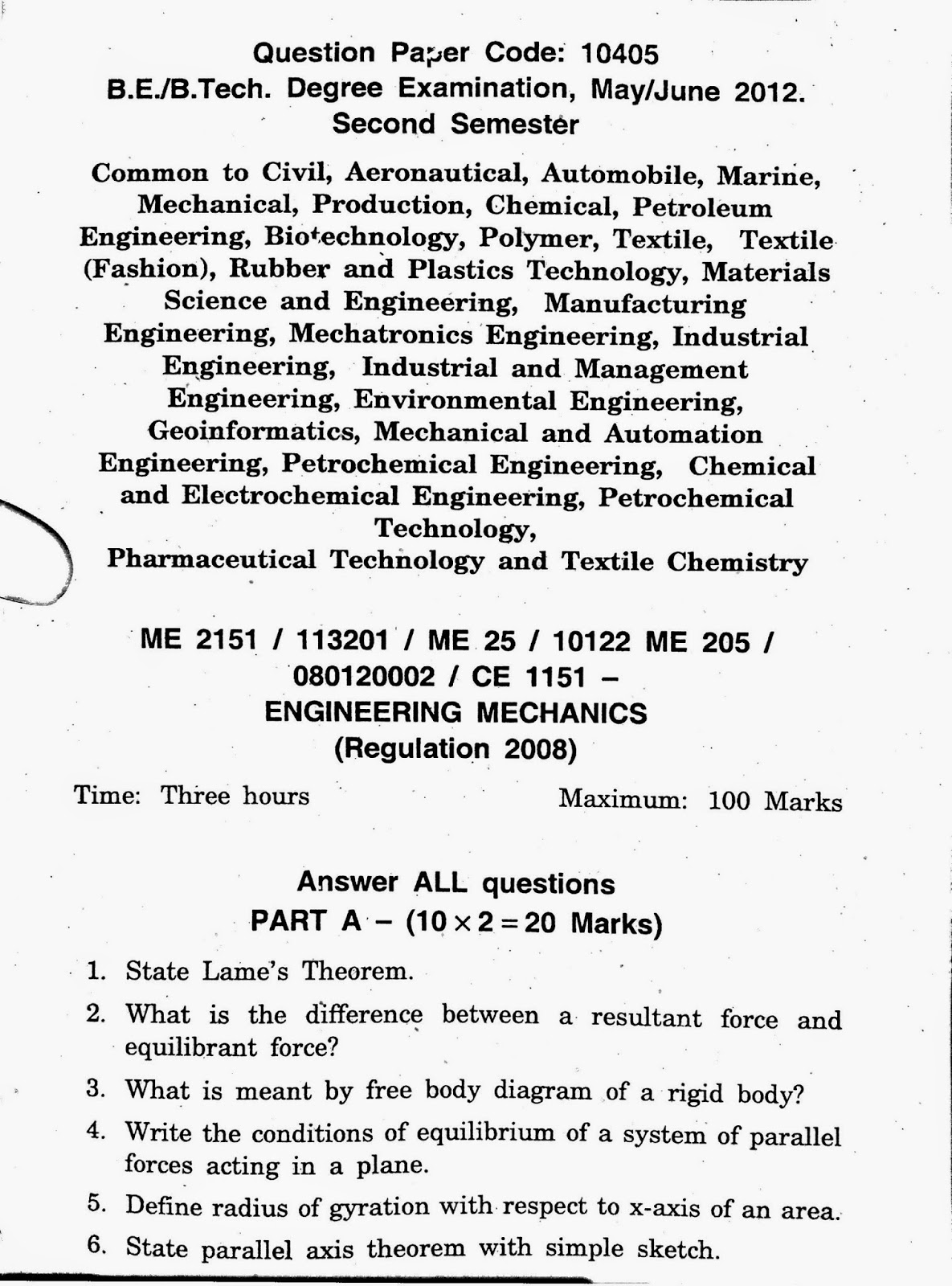 Calicut university study materials