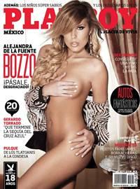 Playboy México Fevereiro 2013