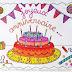 Coloriage D'anniversaire 13 Ans