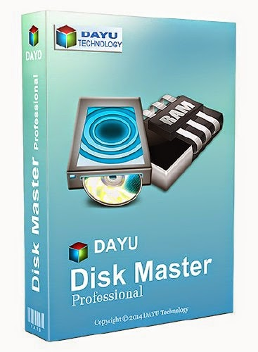 DAYU Disk Master Professional v2.6.0.0