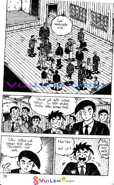 Jindodinho - Đường Dẫn Đến Khung Thành III Tập 30 page 20 Congtruyen24h