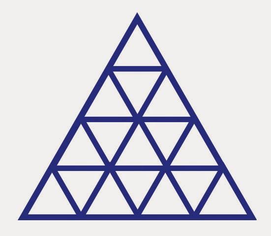 tecnocanacci quanti triangoli ci sono