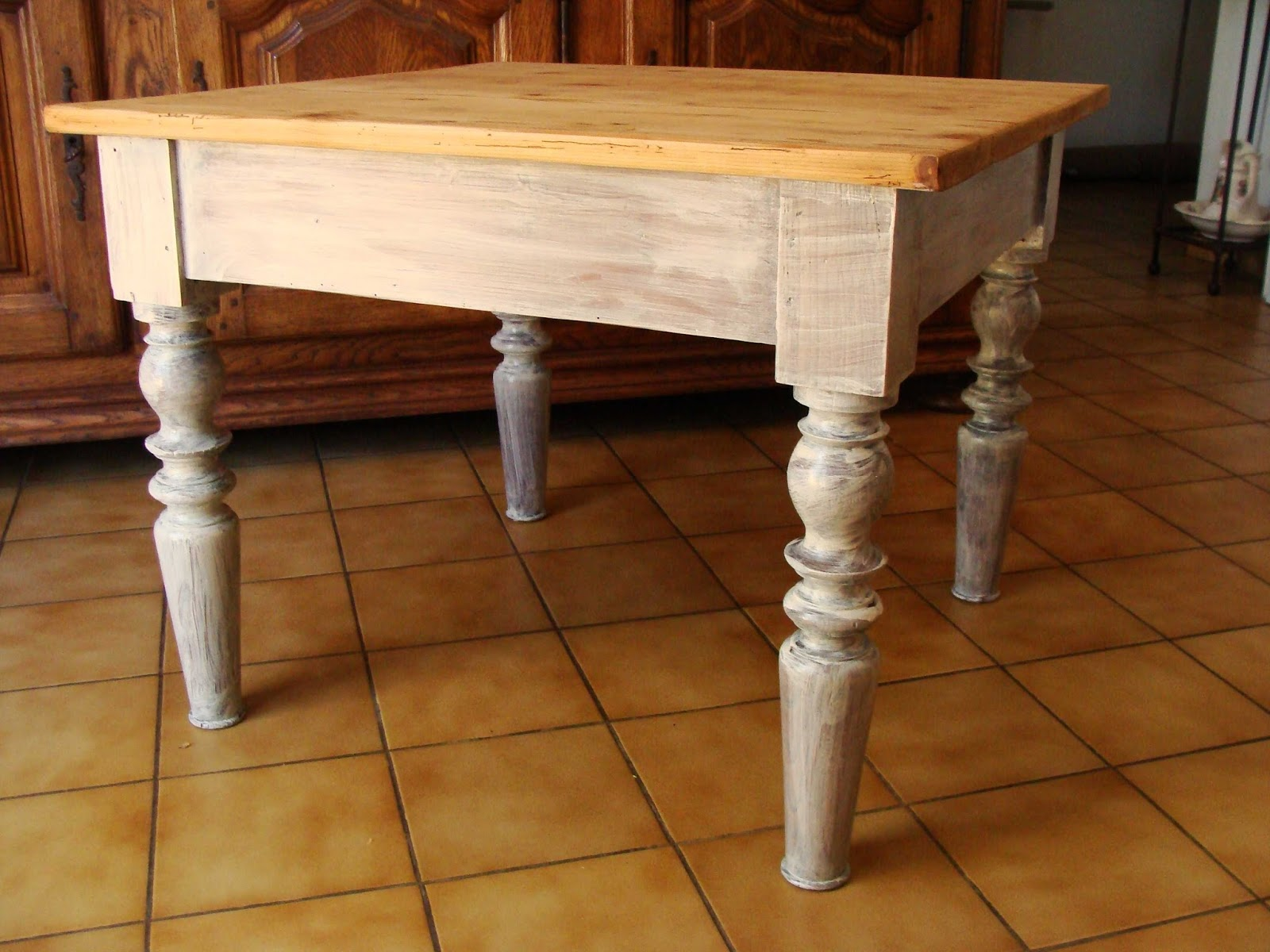 Nouvelle vie pour objets et meubles table basse for Objet decoratif pour table