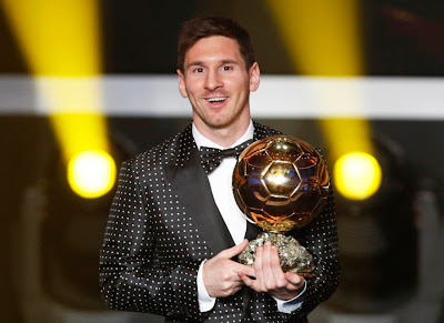 Lionel Messi Yahudi Israel Pemain Barcelona Argentina