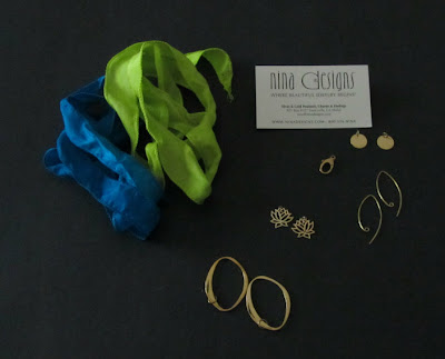 Jewellery components from Nina Designs