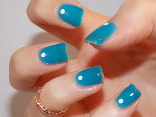 nail art isle see you later china glaze blog beauté psychosexy