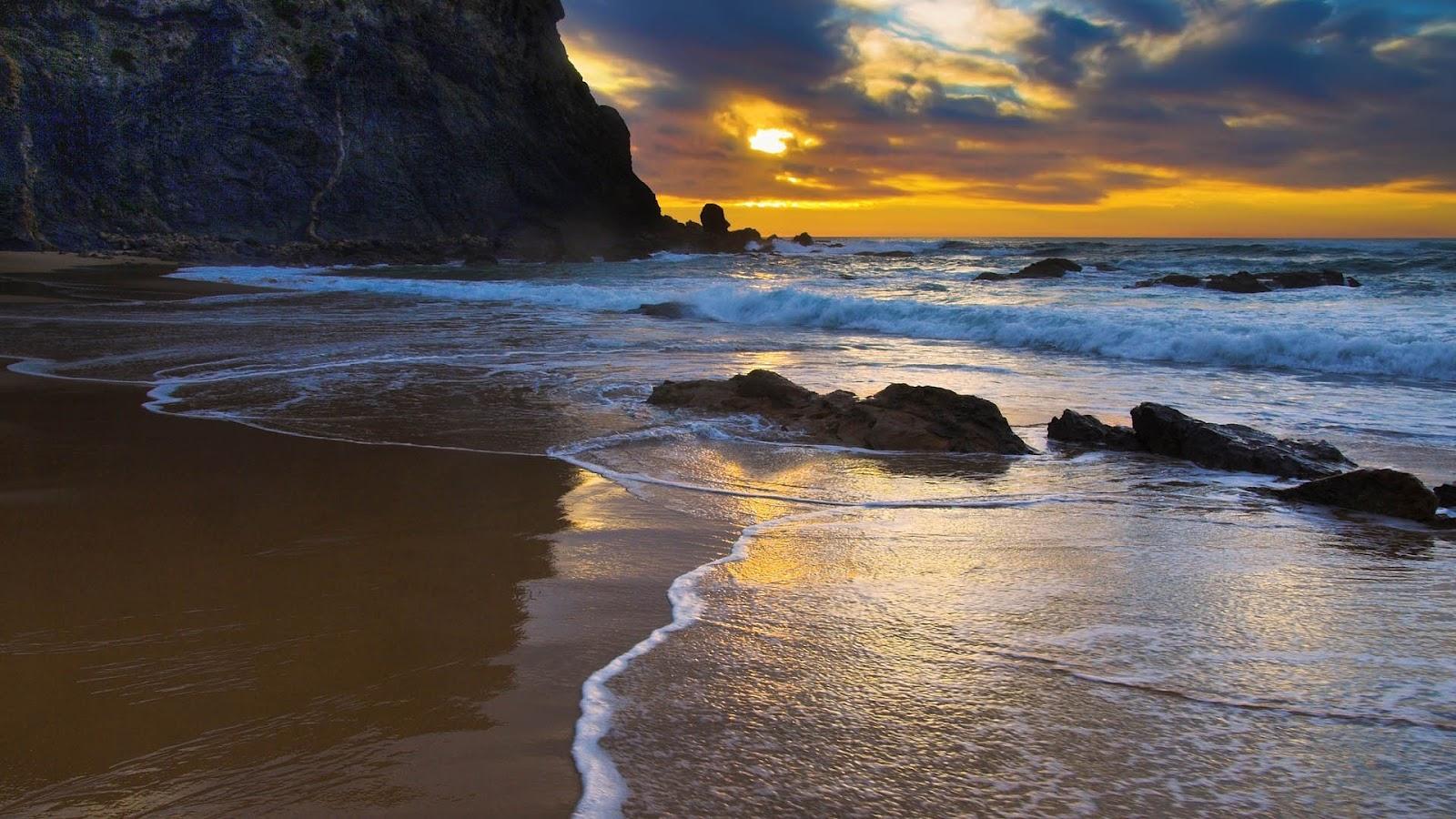 Kostenlose Desktophintergrundbilder für den PC - Hintergrundbilder Kostenlos Meer