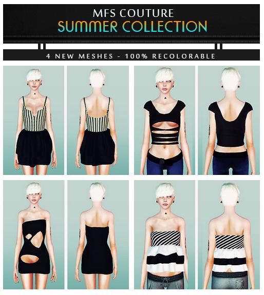 Коллекции одежды  Ssss