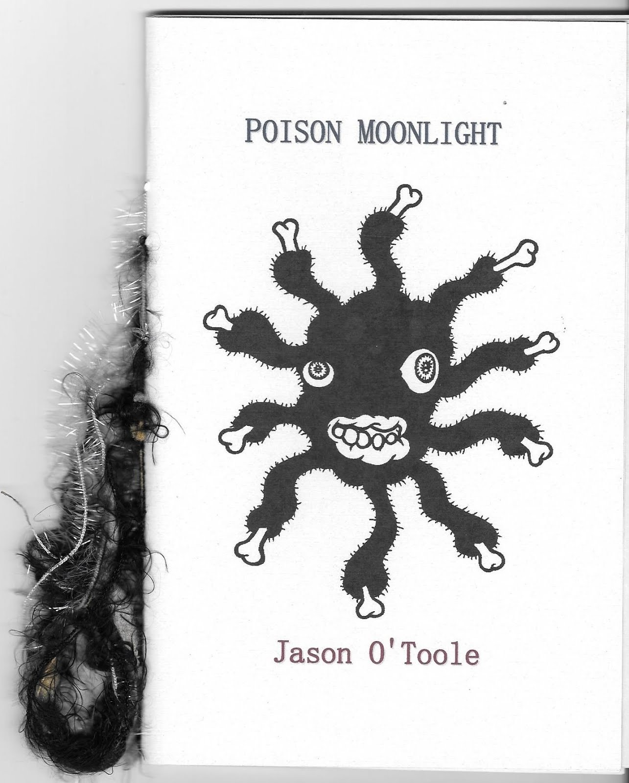 POISON MOONLIGHT by Jason O'Toole