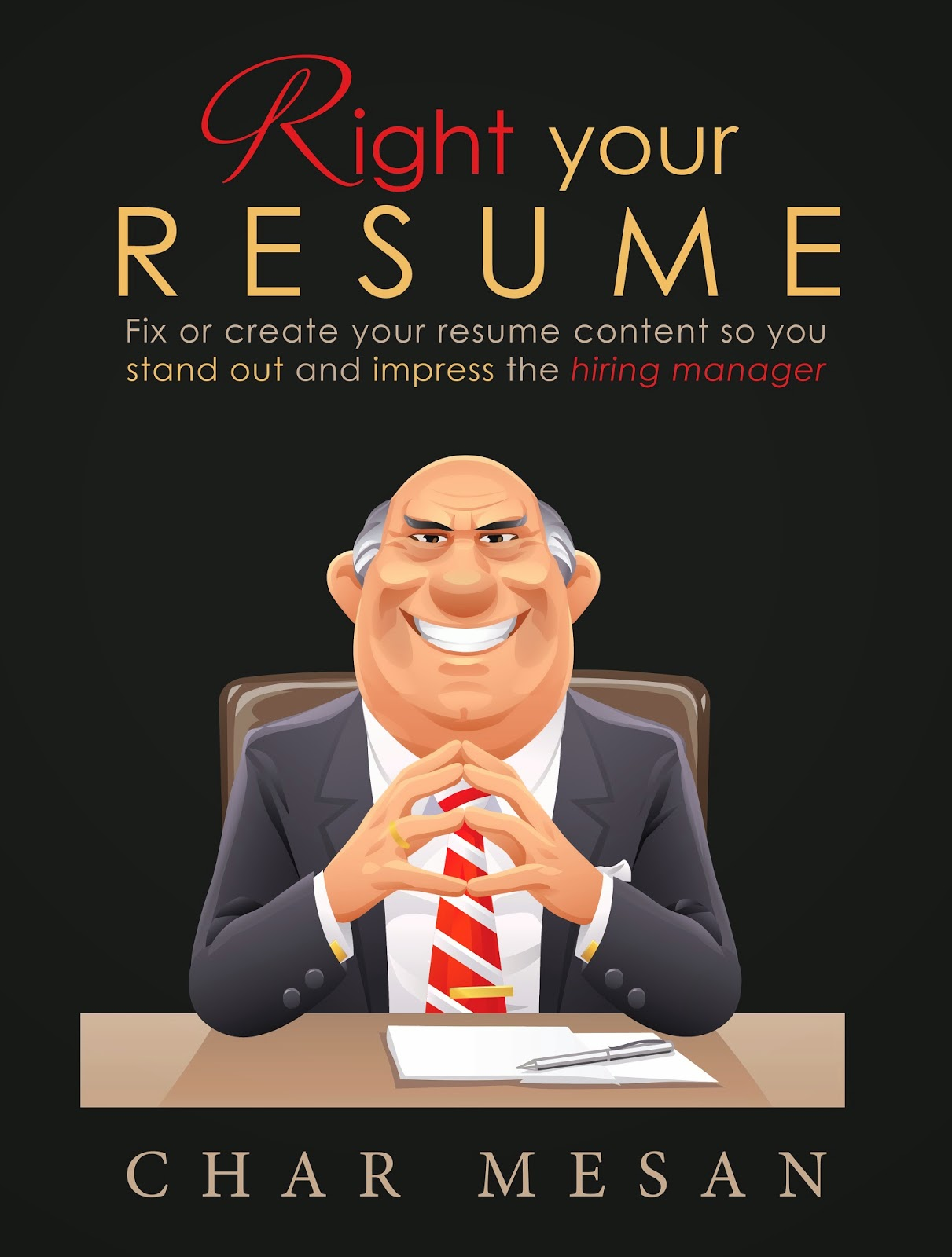 "<a href=""http://www.amazon.com/gp/offer-listing/B00PVA6QQQ/ref=as_li_tl?ie=UTF8&camp=1789&creative=9325&creativeASIN=B00PVA6QQQ&linkCode=am2&tag=chameswri-20&linkId=BHBD3JFAQ22NQ4ZS"">Right Your Resume: Fix or create your resume content so you stand out and impress the Hiring Manager</a><img src=""http://ir-na.amazon-adsystem.com/e/ir?t=chameswri-20&l=am2&o=1&a=B00PVA6QQQ"" width=""1"" height=""1"" border=""0"" alt="""" style=""border:none !important; margin:0px !important;"" />"