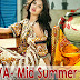 Reeva - Mid-Summer Collection 2013-2014 | Reeva Designer Embroidered Collection by Shariq