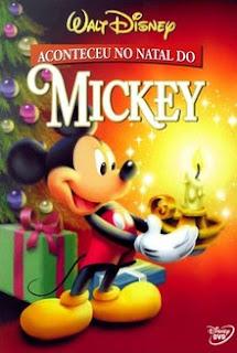 Baixar Filme Aconteceu de Novo no Natal do Mickey DVDRip RMVB Dublado
