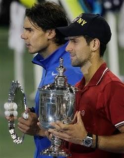 TENIS-US Open 2011. Parece que Djokovic no está lesionado