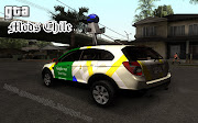 Camioneta Google Street View Chile