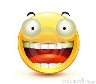 emoticon lucu, kata kata lucu lebay