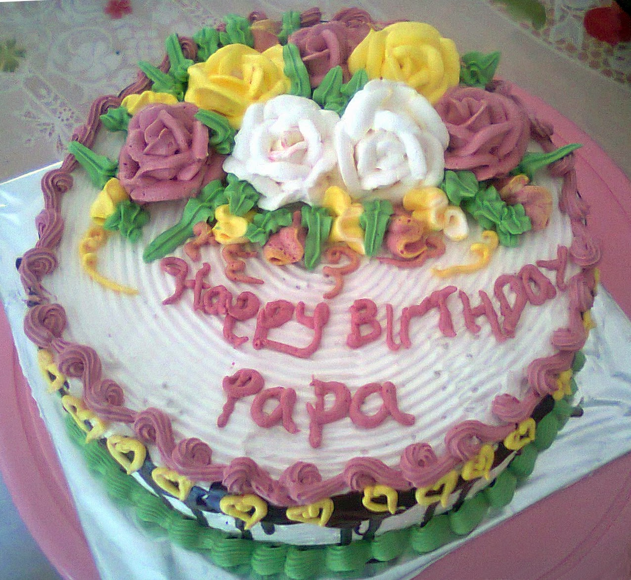 La Kue: Birthday Cake