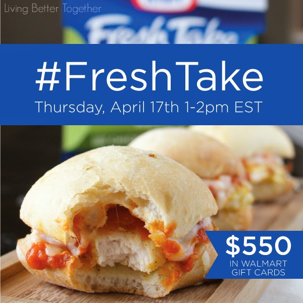 Kraft #FreshTake Chicken Parmesan Sliders #shop #cbias