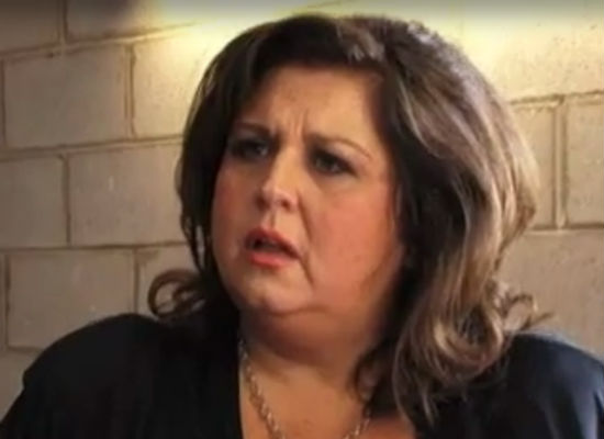 Abby lee miller and honey boo boo can both eat shit