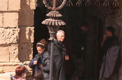 rodaje tercera temporada en Marruecos - Juego de Tronos en los siete reinos