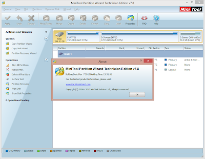MiniTool Partition Wizard Technician Edition + Key ~ Frozen-Soft