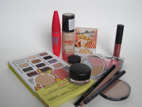 FOTD - Sof and Natural & a Touch of Purple {1st Blog Anniversary !!!}