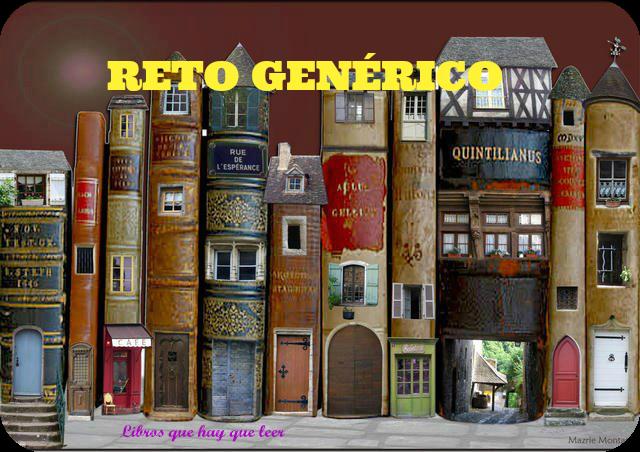 Un reto de géneros literarios