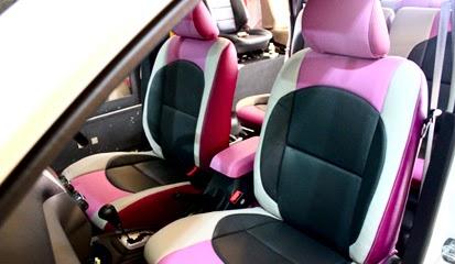 Modifikasi Sarung Jok Mobil Avanza