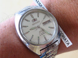 ORIENT AAA CRYSTAL WHITE SILVER - PART B - AUTOMATIC