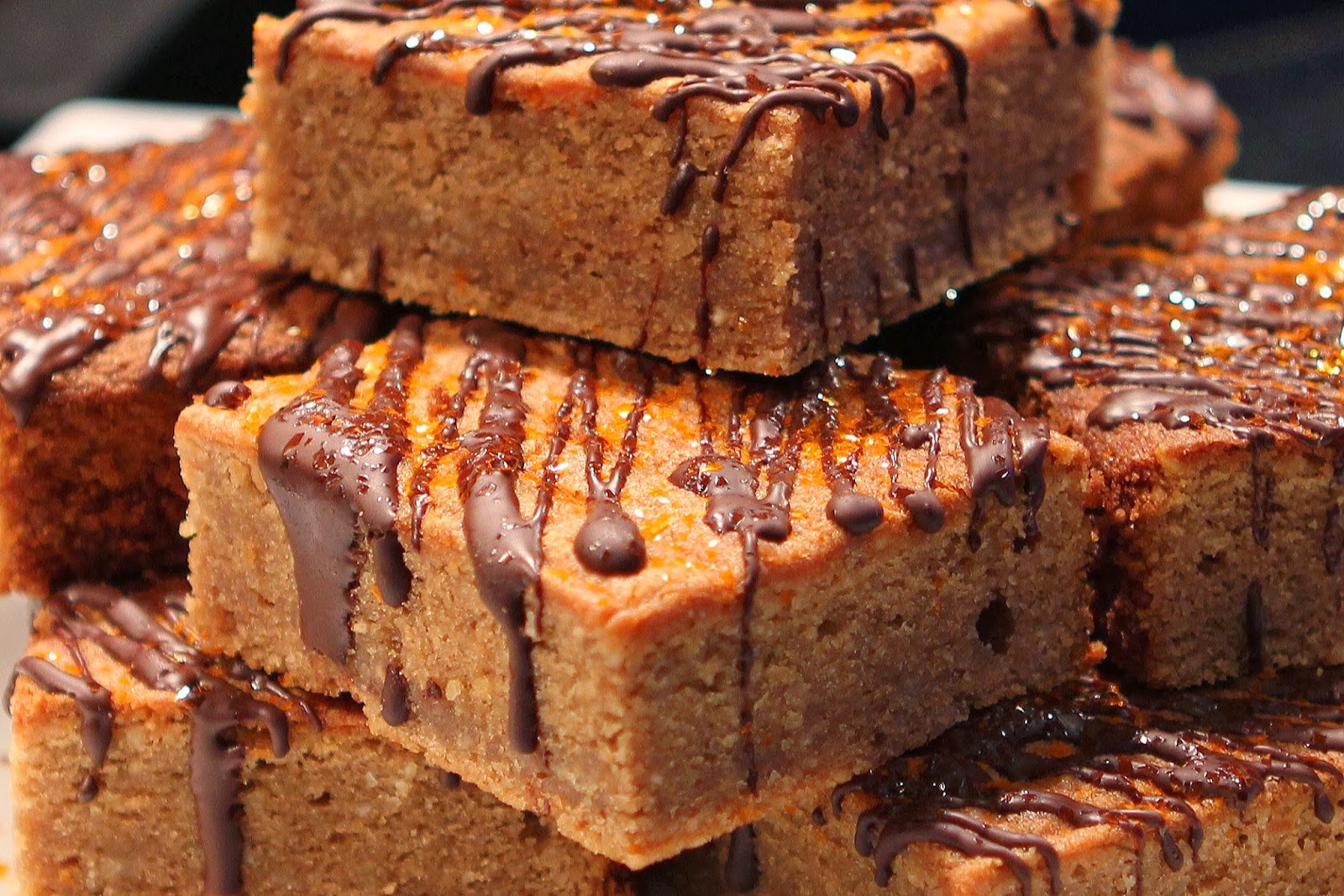 Gluten Free Alchemist: Hazelnut & Chocolate-Orange Cake