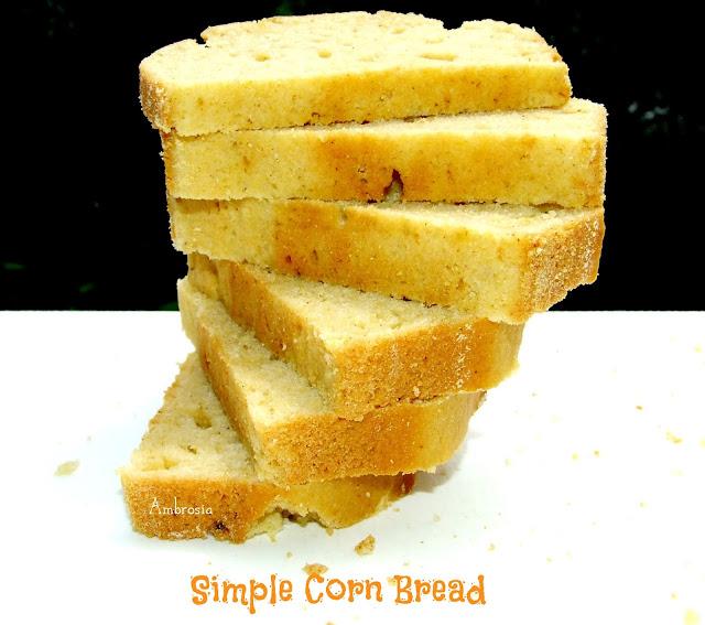 simple corn bread