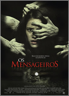 Download - Os Mensageiros - DVDRip - AVI - Dual Áudio